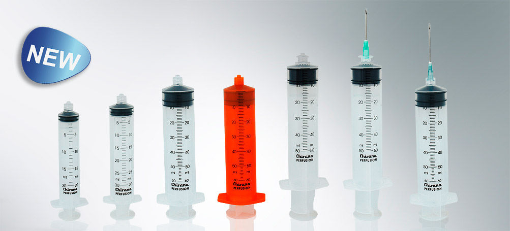 CHIRANA PERFUSION 3 part syringes1